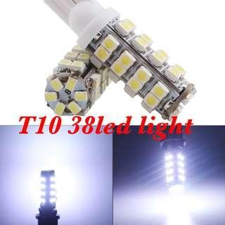 T10 38led light