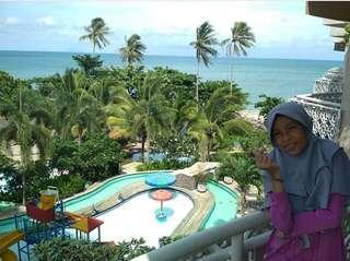 Sewa villa Hawaii Resort Family Suites tuk longweekend, Lebaran n Tahun Baru