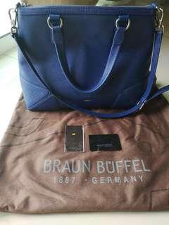 Braun Buffel Maxi Bag