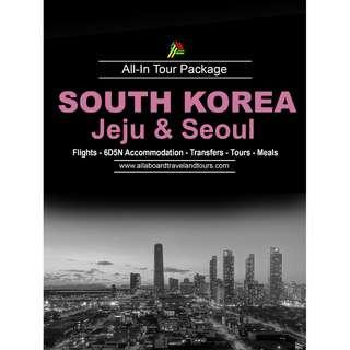 Jeju and Seoul All-In Tour