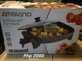 Ambiano Banquet Fry Pan