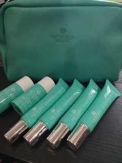 Victoria Facelift travel kits
