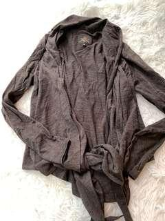 Vivienne Westwood open front cardigan