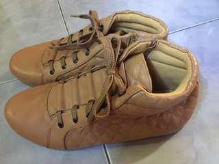 boots wanita fladeo