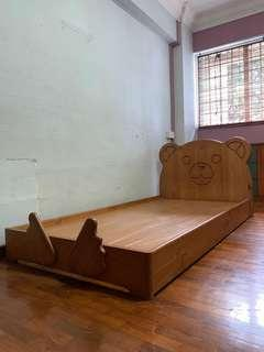 Single bed for sales