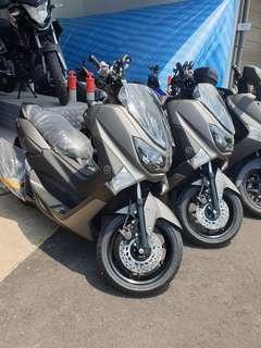 Yamaha Nmax Grey 2019 Agent unit. Ready stock