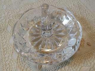 Bohemia Crystal Ring Stand