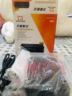 🚚 天龍數位-全高清數位可錄式電視機上盒