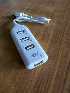 USB 2.0 4位分線盒