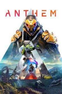 冒險聖歌 Anthem™ PC 版 $399
