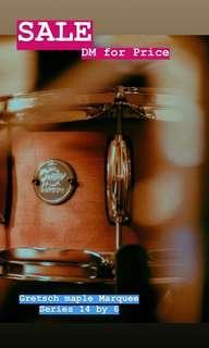 """Snare Drum Gretsch 14 x 5,5"""""""