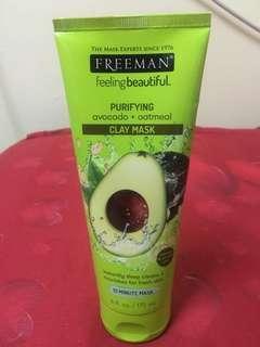 Freeman Clay Mask