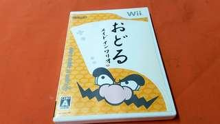 Wii    game  MADE IN JAPAN 正版碟
