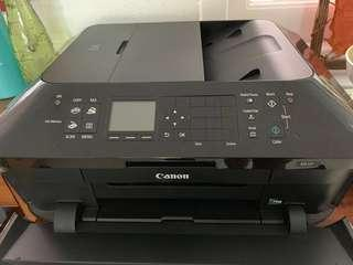 $10 for charity! Faulty Canon Printer