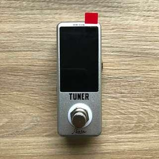 🚚 Compact Bass/Guitar Pedal Tuner