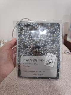 Tony Moly Pureness 100 Mask Sheet caviar
