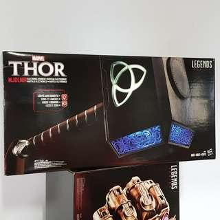 Thor's Mjolnir Marvel Legends