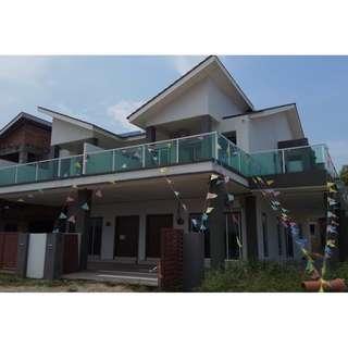 Double Storey Terrace House (Near Tmn Song Choon Ipoh) 10 Units Left!