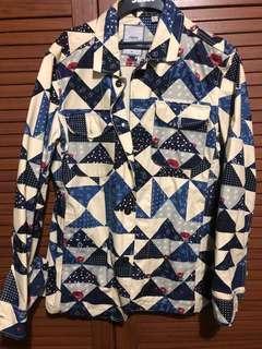 Elhaus flower jacket