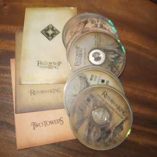 Tolkien ring trilogy