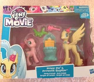 My Little Pony Pinkie Pie & Princess Skystar