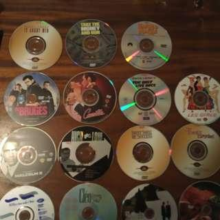 Dvd 1 dollar each