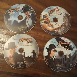 Indiana jones 4 dvd