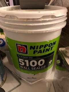 18l nippon paint wall sealer