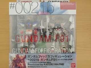 Gundam Fix GFF F91 高達 0021b