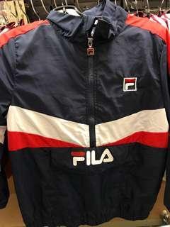 Fila windbreaker