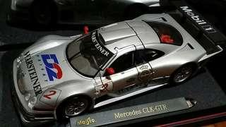 Mercedes-Benz CLK-GTR 1:18 Maisto Diecast Model Car