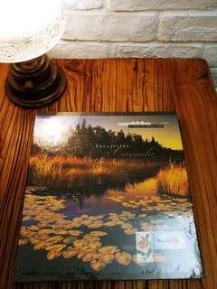 出售1999年 加拿大郵票年刊ㄧ本,售200元,有意請pm我,謝謝!