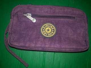 REPRICED:Authentic kipling wristlet bag