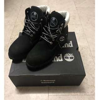 Timberland X Mastermind Limited Edition Boots (Black White) 1e41f1879