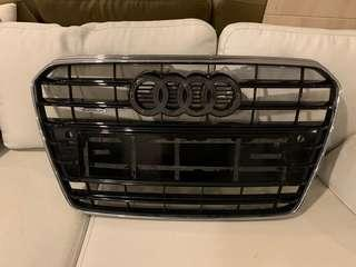 Audi A5 facelift S line grill