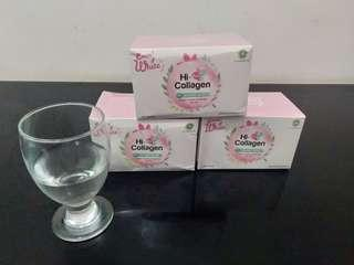 Hi-Collagen Powder Drink