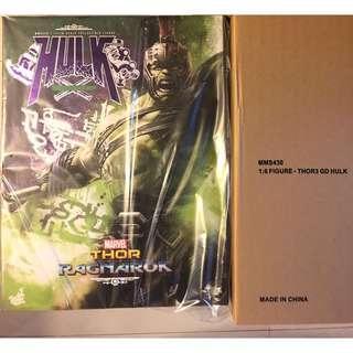 Hot Toys hulk gladiator ragnarok