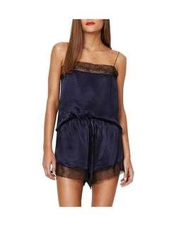 Bec & Bridge Je Suis Sexy Cami and Shorts Size 8