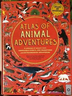 Atlas of animal adventure