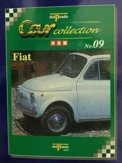 1:43 Fiat 500車仔 外盒舊,內全新