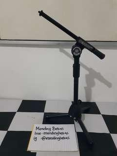 Table Mic Stand / Stand Mic MARUNI