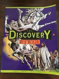 The discovery bible - New Testament