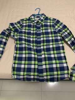 🚚 Abercrombie & fitch flannel