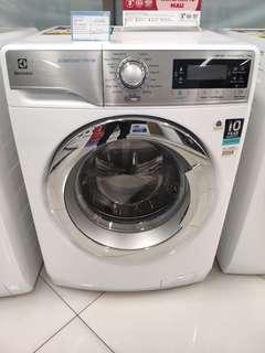 Mesin cuci Electrolux frontloading 10Kg ecoInverter Garansi 10 Tahun
