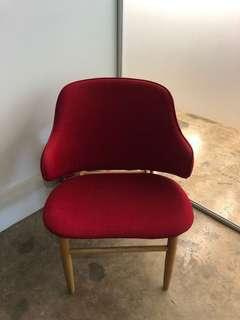 Red chair for sale