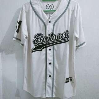 (NET) JERSEY EXO CHANYEOL
