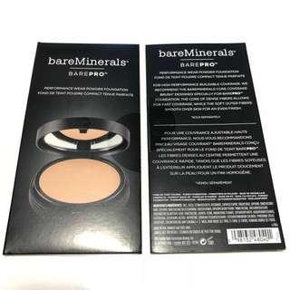 BareMinerals Foundation sample