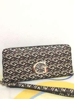 Guess wallet original counter BNIB