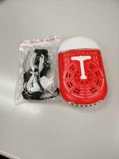 New Electronic Fan - Portable/Multipurpose