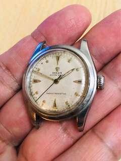 古董勞力士手上錬棺材仔 Rolex ref.6144